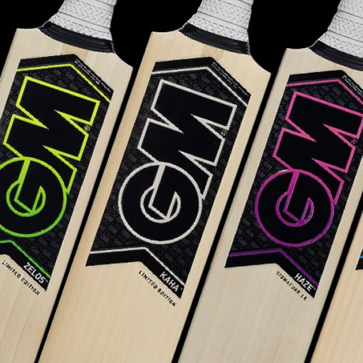 Gunn and Moore cricket bats
