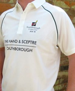 Southborough CC match shirt