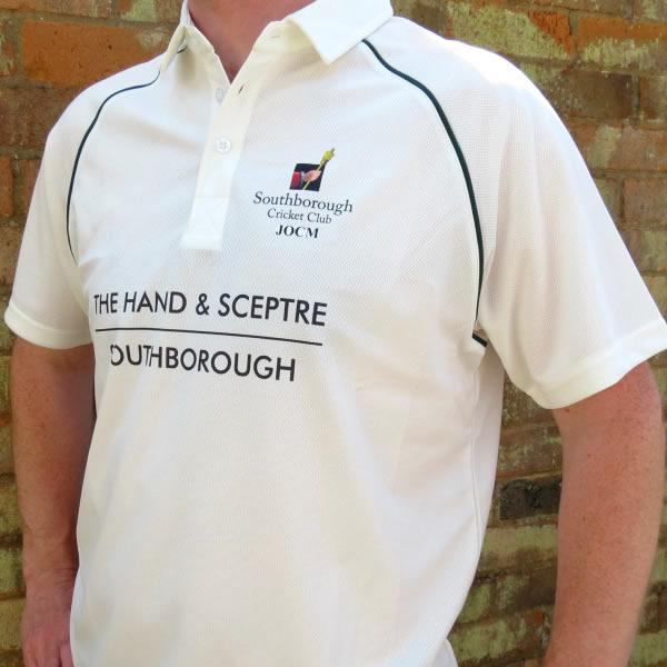 Southborough CC match shirt