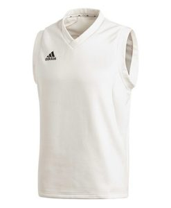 Adidas-slipover-sleeveless sweater