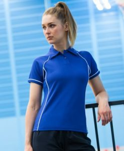 Borderers Ladies Polo Shirt
