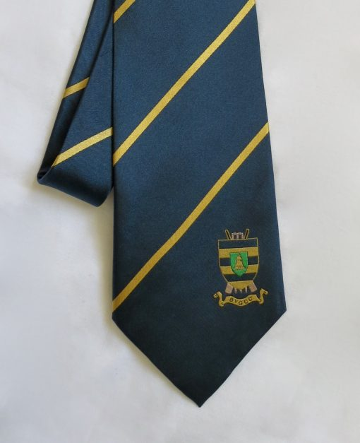 Bells Yew Green Cricket Club Tie
