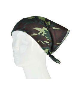 camouflage-bandana