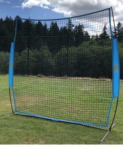 Home-Back-ground-net-7ft garden cricket bowling machine