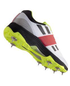 Gray-Nicolls-players-spike-cricket-shoe-fluro-white