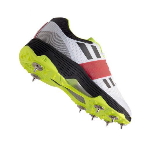 Gray-Nicolls-players-spike-cricket-shoe-fluro-white