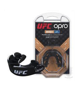 Opro-bronze-mouthguard-black