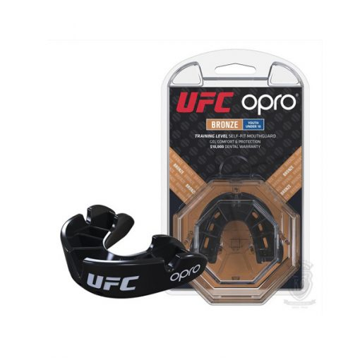 Opro-bronze-mouthguard-black