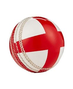 England flag leather cricket ball