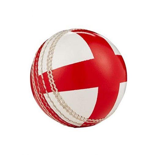 England flag leather cricket ball