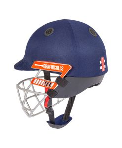 Gray-nicolls-cricket Helmet-neck-guard-side