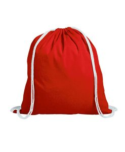 Cotton-drawstring-ball-bag-rucksack-backpack