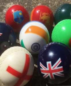 World cup Flag-soft-cricket-balls-group