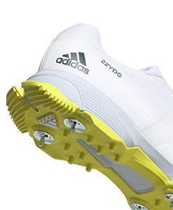 Adidas-22yds-Acid-yellow-shoe-back