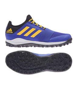 2021-Adidas-Divox-Hockey-Shoes Blue